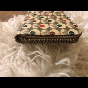 Orla Kiely Bags - Orla Kiely Modern Zip Around Wallet